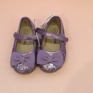 purple toddler little girls shoes